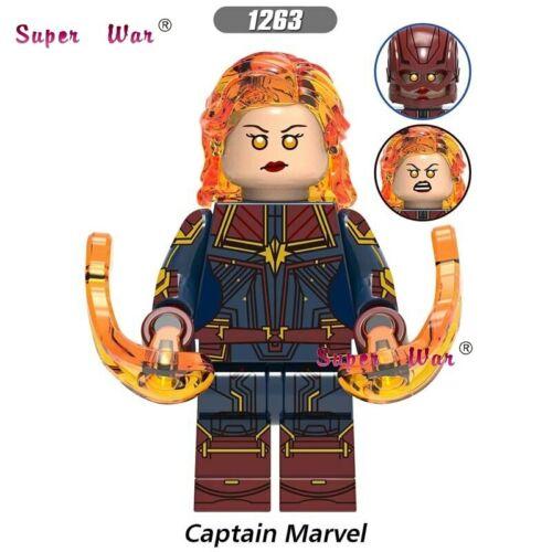 Single Avengers Endgame Thor Thanos Pepper IronMan Captain America Marvel