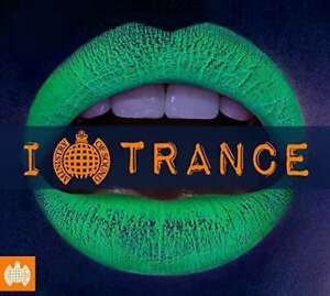 Divers-I-Love-Trance-Ministry-Of-Sound-Neuf-CD