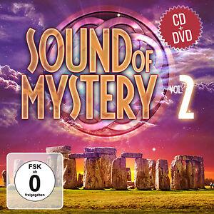CD-DVD-Suono-Mystery-2-di-Various-Artists-CD-e-dvd-Set