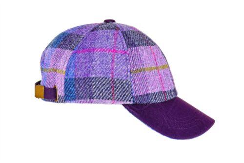 Rosalie Harris Tweed Ladies Baseball Cap
