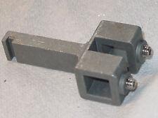 """Import 14"""" bandsaw blade side guide bracket"""