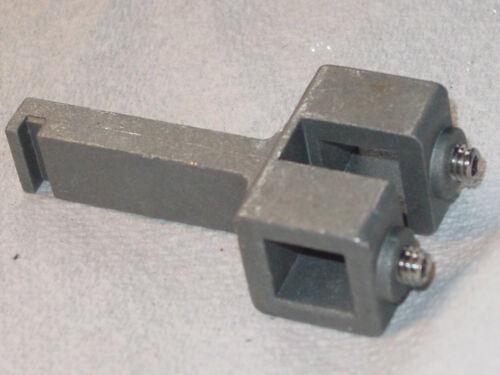 """Import 14/"""" bandsaw blade guide bracket"""