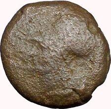 Syracuse in Sicily 344BC Timoleon Ancient Greek Coin Hippocamp Sea horse i33619