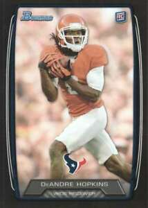 2013-Bowman-Black-180-DeAndre-Hopkins-Texans-NM-MT