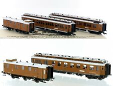 SONDERPRE Hobbytrain 22101 CIWL Set 2 2-tlg Ostende-Wien-Express Post+Speisewg
