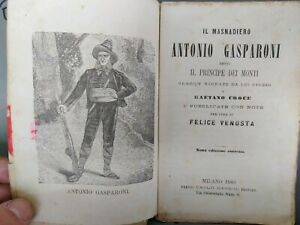 Briganti-brigantaggio-libro-del-1880-su-Antonio-Gasparoni