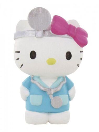 Hello Kitty mini figurine Hello Kitty Docteur 6 cm doctor 99987