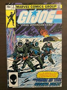G-I-JOE-2ND-PRINT-MINT-High-Grade-Marvel-Comic-Book-CL81-178