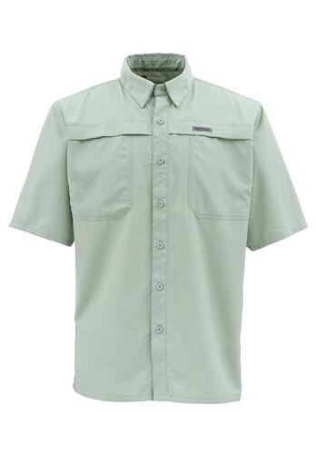 Simms EBBTIDE Short Sleeve Shirt ~ Silt NEW ~ Closeout Size Small