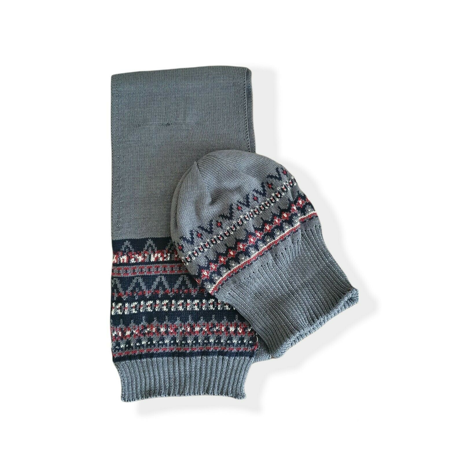 Mantaray Men's Winter Matching Scarf and Hat Set *NEW WITHOUT TAGS*