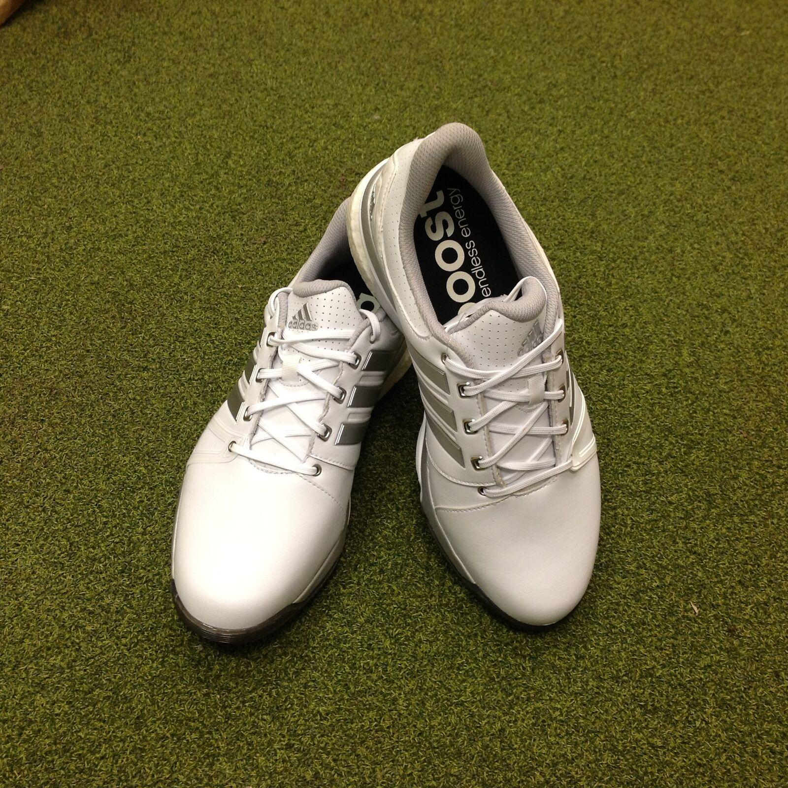 NUOVO Adidas Adipower Boost 2 Scarpe Da Golf-misure US (wide) - US Golf-misure 9-EU 42 2/3 347aec