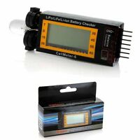 Tenergy Cell Meter Lipo Alarm Digital Battery Checker For Lipo/lifepo4 Battery on Sale