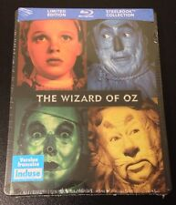 THE WIZARD OF OZ Future Shop Exclusive Blu-Ray SteelBook. New, Sold Out & Rare!