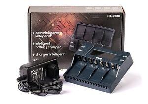 opus ladeger t bt c900 f r 9v block li ion nimh nicd akkus ebay. Black Bedroom Furniture Sets. Home Design Ideas