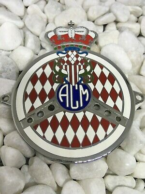 AUTOMOBILE CLUB of MONACO NEW