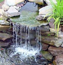 "15"" Pond Spillway-Weir-Waterfall Box-garden-water-filter-pool-DIY-Lifetime Wty"