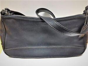 d5a696e0b Image is loading Vintage-Coach-hampton-demi-baguette-Vintage-Hampton-Demi-