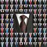 300 Color Wholesale Lot  Men's Classic Tie Silk Necktie Woven Jacquard Neck Ties