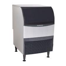 Scotsman Uc2024sa 1 Undercounter 227lb Ice Maker Machine Air Cooled Small Cube
