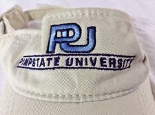 Pimp State University Hat Youngan Golf Visor Adjustable Youth PU Cap