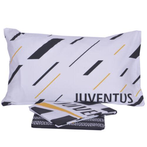 Completo lenzuola singolo 1 p.za F.C. Juventus Prodotto Ufficiale NEW LOGO!!!