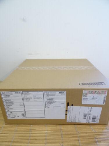 1 von 1 - NEW Cisco Catalyst WS-C3750X-48T-L Stackable GIGABIT Switch NEU OVP UNGEÖFFNET