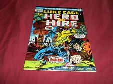 Hero for Hire #7 (Mar 1973, Marvel)