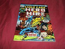 Hero for Hire #7 (Mar 1973, Marvel) bronze age 7.0/7.5 comic!!!!