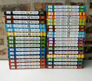 Build-a-Book-Lot-Diary-of-a-Wimpy-Kid-Jeff-Kinney-CHOOSE-TITLES-FREE-SHIP