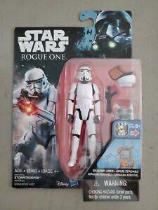 STAR Wars Eroe CLASSE interactech Imperial Stormtrooper Figura Action Figure