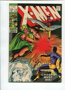 The-X-Men-54-FN-VF-7-0-Hi-Res-Scans-FREE-SHIPPING
