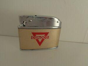 Conoco Cigarette Lighter Madison Japan Never Used