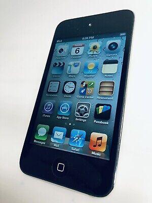 Apple iPod touch 4th Generation Black (32 GB) MC544LL/A | eBay
