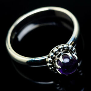 Amethyst-925-Sterling-Silver-Ring-Size-7-5-Ana-Co-Jewelry-R24222F