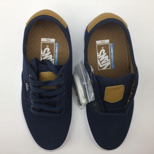 Hombre medalla Azul Vans Chima vestir Marrón mujer Zapatos Pro Ferguson qwdRC