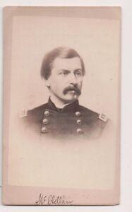 Vintage-CDV-George-B-McClellan-Union-General-American-Civil-War