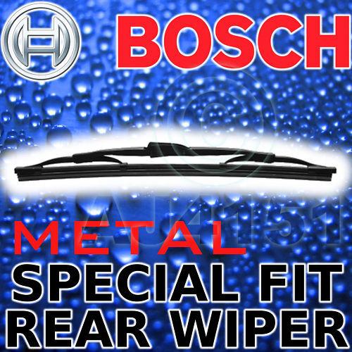 Bosch Specific Fit Rear Wiper Blade Daewoo Matiz All
