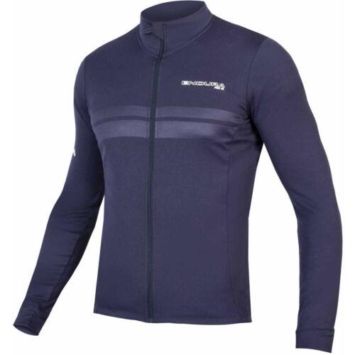 Endura Pro SL Long Sleeve Road Cycling Jersey RRP £85 Navy
