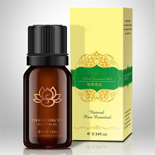 10ml Lavender Pure Essential Oils Aromatherapy Therapeutic Moisture Shrink Pores