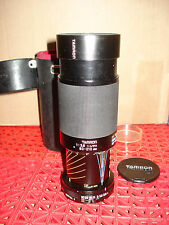 Tamron 80-210mm f/1:3.8  1:4/210 CF Tele Macro Adaptall 2 Mount