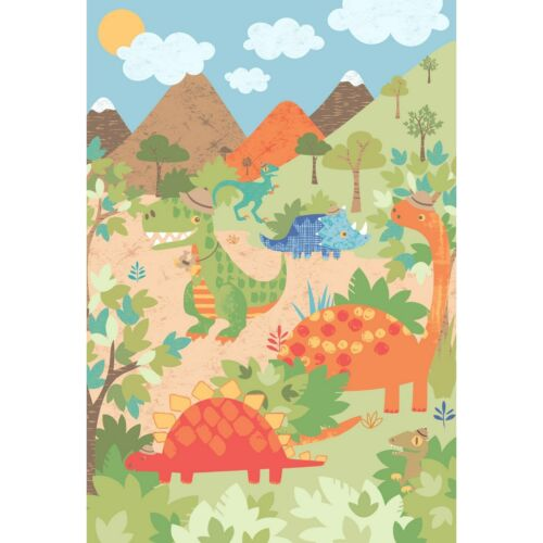 RV1022 Riva Home Dinosaur Wall Mural