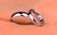 Anello-Fede-Fedina-Fascia-Spesso-6-mm-Uomo-Donna-Unisex-Acciaio-Love-Idea-Regalo miniatura 6