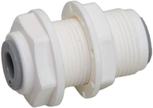 IQS Schott Steckanschluss FDA NSF Schottverschraubung Pneumatik Verbinder zöllig