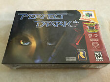 Perfect Dark (Nintendo 64, 2000) NEW