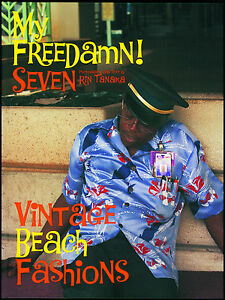f99154eb My Freedamn! 7 Vintage 1930s-50s Aloha Hawaiian Shirt Rockabilly ...