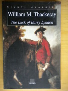 The-luck-of-Barry-Lyndon-thackeray-Giunti-classics-lingua-inglese-come-nuovo-01