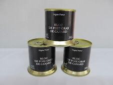 Entenleber, Bloc de Foie Gras de Canard, 3 x 200 g