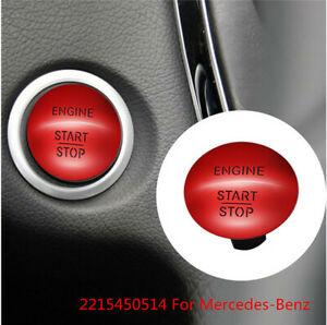 Engine-Star-Stop-Push-Button-Switch-Keyless-2215450514-For-Mercedes-Benz-USA