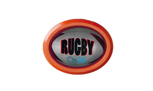 Rugby Shaped New Exciting Gameplay SAM Air Hockey Puck