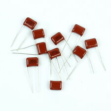 (F41) 10 Pics .022uf 630v 223J CBB22 Tone Capacitors For Guitar /Bass /Amp